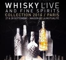 Whisky Live Paris 2014 : l'agenda des Masterclasses
