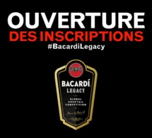 Bacardi Legacy Cocktail Competition 2015 : inscriptions ouvertes