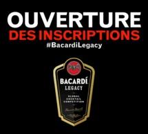Bacardi Legacy Cocktail Competition 2015 : inscriptions ouvertes