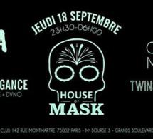 House of Mask by Cubanisto au Social Club