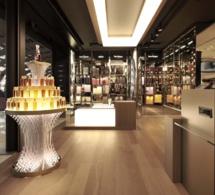 Ouverture de la première boutique Moët Hennessy au monde