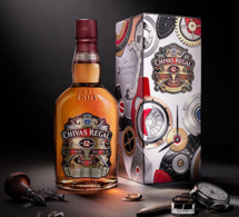 Chivas 12 « Made For Gentlemen » par Bremont