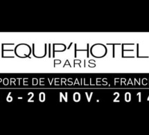 Salon Equip'Hotel Paris 2014 : le programme du Studio Bar