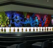 Bar Brûlé à Paris : le nouveau bar du W Paris-Opéra