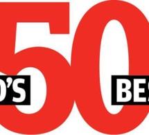 Les 50 meilleurs bars du monde en 2014