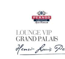 Lounge VIP Henri-Louis Pernod au Grand Palais