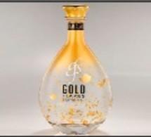 The Gold Flakes Supreme Vodka