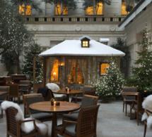 Terrasse d'hiver du Park Hyatt Paris-Vendôme