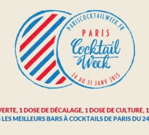 Paris Cocktail Week 2015