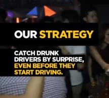 Zouk anti drunk driving : The Pee analyser