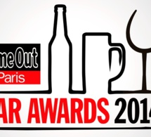 Bar Awards 2014 by Time Out Paris : les lauréats