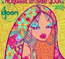 Djoon : programme des Djs en septembre avec Infosbar