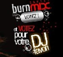 Burn DJ Awards le 16 octobre à Bobino