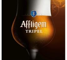 Affligem Tripel : élue meilleure bière Triple d'Europe 2014