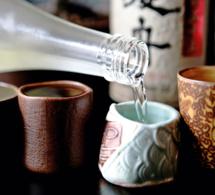 Masterclass des Grands Sakés chez Lavinia
