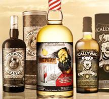 Les whiskies Douglas Laing en dégustation chez LMDW Fine Spirits