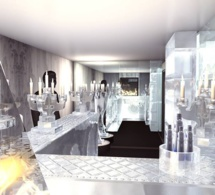 L'Arctic Room : Ice bar sur la terrasse du Pullman Palm Beach de Marseille