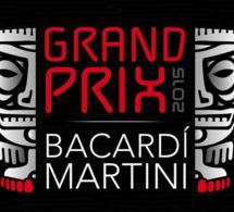 Grand Prix Bacardi-Martini 2015 : les finalistes