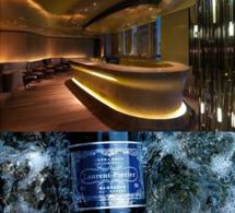 """Le """"bar à 8tres"""" du Mandarin Oriental Paris"""
