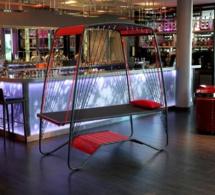 """Le """"Belanka Bar"""" : bar éphémère de transamacs au Renaissance Paris Arc de Triomphe"""