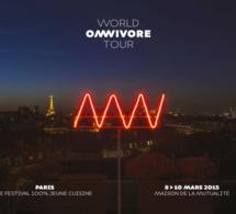Omnivore World Tour Paris 2015 : Masterclass de mixologues à la Maison de la Mutualité