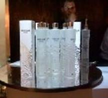 Part des Anges distribue la nouvelle vodka Roberto Cavalli.