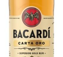 Nouveau Design pour les bouteilles BACARDI