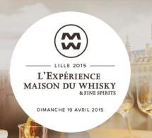 L'Expérience La Maison du Whisky & Fine Spirits débarque à Lille