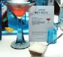 Bombay Sapphire - Académie Blue Cocktail