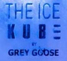 The Ice Kube by Grey Goose version III