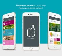 Winewoo : nouvelle application dédiée au vin