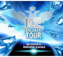 L'ICE Breaker Tour : à la découverte de la fraîcheur glaciale