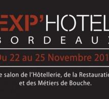 Exp'hotel 2015 à Bordeaux