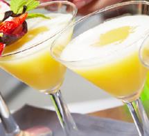 Concours de bartenders Giffard West Cup 2015