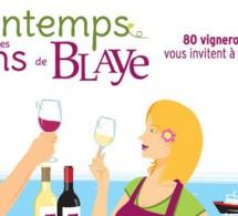 Le Printemps des Vins de Blaye 2015
