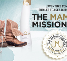 The Mamont Mission 2015 : Finale France le 30 mars