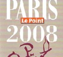 Sortie du Pudlo Paris au Fouquet's barrière le 5 novembre