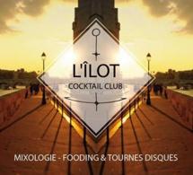 L'Îlot Cocktail Club : terrasse éphémère à Paris