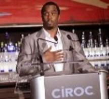 P Diddy signe un deal avec Diageo pour promouvoir une marque de Vodka