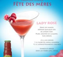 Cocktail spécial Fête des Mères 2015 by Caraïbos