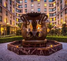 L'Hôtel du Collectionneur à Paris rouvre ses terrasses