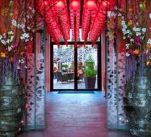 Nouvelle terrasse au Buddha-Bar Hotel Paris