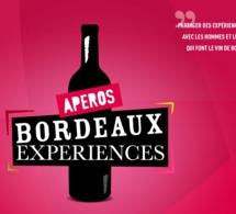 Apéros Bordeaux Expériences 2015