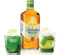 Ballantine's Brasil présente son Ballsao Tour