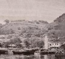250 ans du rhum Saint James : 1889