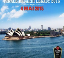 Finale Monde de la Bacardi Legacy Global Cocktail Competition 2015 : le jury dévoilé