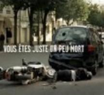 Juste un peu mort (Sécurité routière)