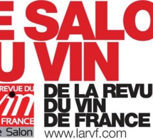 Salon du vin de la Revue du Vin de France 2015 à Paris