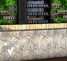 Infosbar Festival Cannes 2015 : La Villa Schweppes emménage au Palais