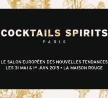 Cocktails Spirits 2015 à la Maison Rouge à Paris
